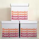 GOODS Readymade! 収納ボックス(LPサイズ)3枚セット