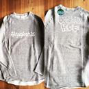 HAZUFORNIA  DOGEDAN HOE COTTON LONG SLEEVE T-shirts