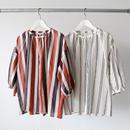 LE GLAZIK (ル グラジック) / ギャザーネックシャツ WOMEN JL-3656