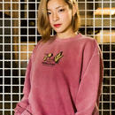 BUTTERFLY  BEE CREW NECK SWEAT