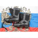 ロシア連邦軍 官給品 Faradei製 黒 ブーツ