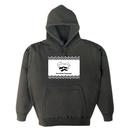 boombap language hoody (black)