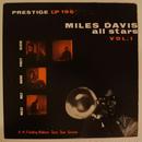 Miles Davis  – Miles Davis All Stars Vol. 1  (Prestige LP 196 ) mono