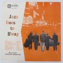 Morey Feld's Straight-Ahead Six – Jazz Goes To B'Way(Kapp Records – KL-1007)mono