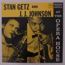 Stan Getz, J.J. Johnson / At the Opera House (Verve MG V-8265) mono