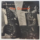 The Quintet ‎– Jazz At Massey Hall(Debut Records ‎– DEB-124)mono