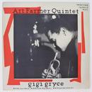 Art Farmer – Art Farmer Quintet Featuring Gigi Gryce(Prestige 7017)mono