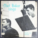 Chet Baker ‎– Chet Baker Sings(Pacific Jazz Records ‎– PJLP-11)mono