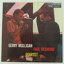Gerry Mulligan - Paul Desmond Quartet – Gerry Mulligan - Paul Desmond Quartet(Verve  MGV-8246)mono