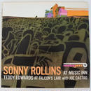 Sonny Rollins /  Teddy Edwards With  Joe Castro  ‎– At Music Inn / At Falcon's Lair