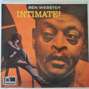 Ben Webster ‎– Intimate!(Fontana ‎– 683 276 JCL)mono
