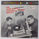 The Ruby Braff-Marshall Brown Sextet ‎– The Ruby Braff-Marshall Brown Sextet(UAL-4093)mono