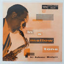 Johnny Hodges – In A Mellow Tone(Verve  V-8180)mono