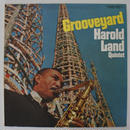 Harold Land Quintet ‎– Grooveyard(Contemporary Records ‎– S7550)stereo