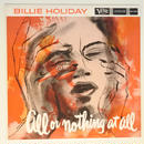 Billie Holiday – All Or Nothing At All (Verve Records – MG V-8329) mono