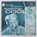 June Christy / Something Cool (Capital T-516) mono