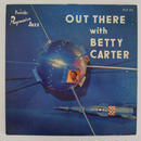 Betty Carter ‎– Out There With Betty Carter(Peacock Records ‎– PLP 90)mono