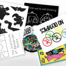 IOBB Patch Sticker Set (2018)