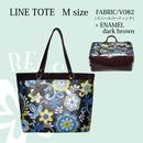 LINE TOTE M size