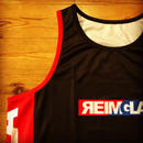 REIMGLA BOX LOGO Tank(Black)