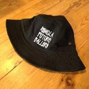 REIMGLA BUCKET HAT(BLACK)