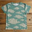 marbleSUD(マーブルシュッド) HITSUJI KIDS Tシャツ L.GREEN (90-130cm) キッズ 025S043247