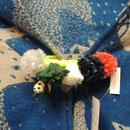 marbleSUD(マーブルシュッド) WOOL FLOWER ストールピン (3colors)   196F999230