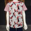 marbleSUD(マーブルシュッド) WHITE OWL KIDS キッズ PETIT LAPIN KIDS S/S 半袖Tシャツ(90-120cm) 426S002064