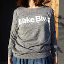 marbleSUD(マーブルシュッド) Lake Biwa knit L/S T-SHIRTS 015S003116