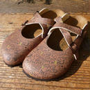 marbleSUD(マーブルシュッド) BIRKENSTOCK ROWLEY BROWN 【送料無料】  356643