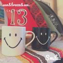 SMILE MUG.,スマイル マグカップ,sun&breeze&sea.,サン&ブリーズ&シー,スマイル,smile