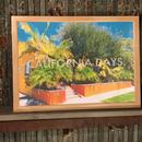 CALIFORNIADAYS./YELLOW HOUSE.(A2サイズ)