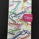 RencontreオリジナルiPhone6plus 手帳型case ピンク