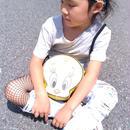 【Kids】high crash denim