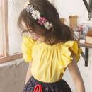 【Kids 】handkerchief   sleeve