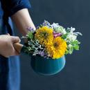 Honey Ware MILK PAN(ミルクパン12cm)+Flower