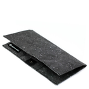 Paperwallet Night Black Clutch