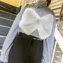 belt set knit(grey)