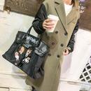 birkin style big tote-bag