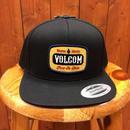 VOLCOM(ボルコム)スナップバックタイプ キャップ Cresticle カラー BKBD5511626
