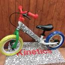 限定 4ING KICK BIKE Keith Haring × Kinetics WHITE
