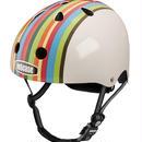 NUTCASE ヘルメット Rainbow Stripe(レインボーストライプ)