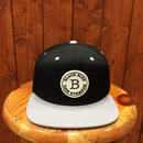BlackFlys(ブラックフライ)スナップバックタイプ キャップ BK/GY