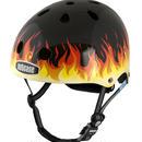 NUTCASE ヘルメットLITTLE NUTTY Ring of Fire(リング オブ ファイヤー) サイズXS
