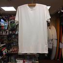 VOLCOM(ボルコム)SolidV-neck Tシャツ A35116JH カラー/ホワイト