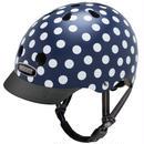 NUTCASE(ナットケース)ヘルメット/Navy Dots(ネイビー ドッツ)