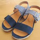 CHIEMIHARA 2tone sandal