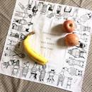 テーブル囲んでハンカチーフ♡  BY     Ricoo.