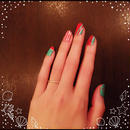 PARTY NAIL〜pink mint〜