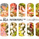 LAQA&CO ネイルハグズ(ネイルシール)PATTERN PEOPLE LQA22-7